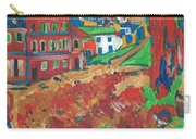 Fauvism Carry-all Pouch
