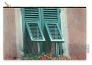 Faux  Painting Window  Carry-all Pouch
