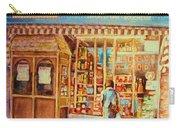 Favorite Viande Market Carry-all Pouch