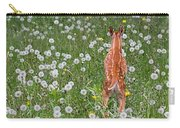 Fawn Memories Carry-all Pouch