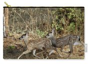 Fawns Running Carry-all Pouch