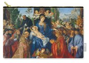 Feast Of Rose Garlands Carry-all Pouch