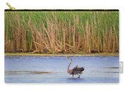 Feather Dance Carry-all Pouch