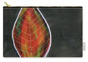 Feather In The Night Carry-all Pouch
