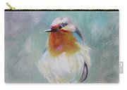 Feathered Friends First In Series Carry-all Pouch