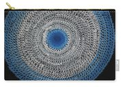 Feathered Portal Original Painting Carry-all Pouch