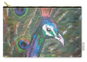 Feathered Splendor Carry-all Pouch