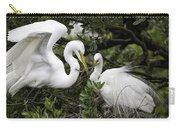 Feathering Their Nest Carry-all Pouch