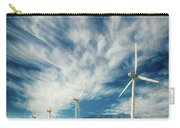 Feathers In The Sky Carry-all Pouch