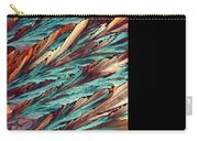 Feathers Of Crystal 2 Carry-all Pouch