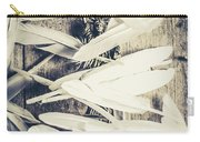 Feathers Of Freedom And The Statue Of Liberty Carry-all Pouch