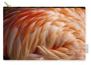 Feathers Of Pink Carry-all Pouch