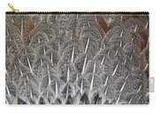 Feathers Of The Wild Hen Carry-all Pouch