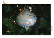 Feathers Under Glass Carry-all Pouch