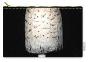 Feathery Mushroom Carry-all Pouch