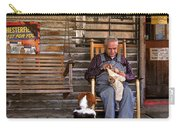 Feed The Dog Carry-all Pouch