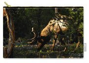Feeding Elk Carry-all Pouch