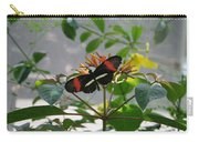 Feeding Time - Butterfly Carry-all Pouch