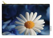 Feeling Blue Daisies Carry-all Pouch