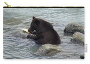 Feasting Bear Carry-all Pouch