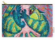 Feline Feedback Loop Carry-all Pouch