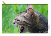 Aggressive Cat Carry-all Pouch