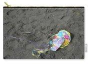 Feliz Cumpleanos Mylar On The Beach Carry-all Pouch