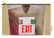 Fellini's Exit - Nola Carry-all Pouch