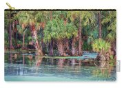Fellsmere Cypress Swamp Carry-all Pouch