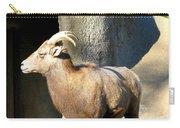 Female Bighorn Sheep Ewe Carry-all Pouch