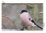 Female Bullfinch Carry-all Pouch