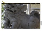 Female Chinese Guardian Lion Carry-all Pouch