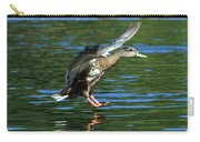 Female Duck Landing Carry-all Pouch