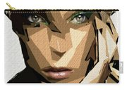 Female Expressions Xliv Carry-all Pouch