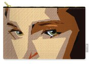 Female Expressions Xlviii Carry-all Pouch