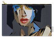 Female Expressions Xvi Carry-all Pouch