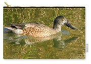 Female Gadwall Carry-all Pouch