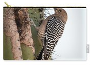 Female Gila Woodpecker-img__2691-2016 Carry-all Pouch
