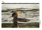 Female Hooded Merganser Carry-all Pouch