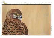 Female Kestrel Study Carry-all Pouch
