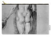 Female Nude 1506 Carry-all Pouch