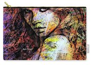 Female Portrait 1955 Carry-all Pouch