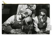Female Welders - Ww2 Homefront - 1943 Carry-all Pouch