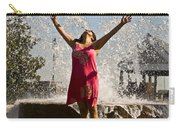 Femme Fountain Carry-all Pouch by Al Powell Photography USA