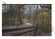 Fence In The Forrest Carry-all Pouch