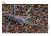 Fence Lizard Carry-all Pouch