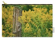 Fence Post7139 Carry-all Pouch