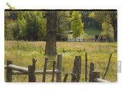 Fence Posts Carry-all Pouch