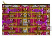 Fences Around Love In Oriental Style Carry-all Pouch
