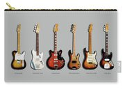 Fender Guitar Collection Carry-all Pouch
